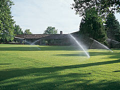 Irrigation Project - Residential Sprinklers