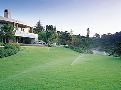 Irrigation Project - Residential Lawn Sprinklers