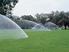 Irrigation Project - Residential Landscape Sprinklers