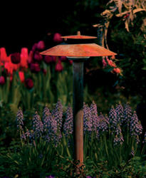 FX Luminaire Lighting - Outdoor Path and Bed Up Lighting