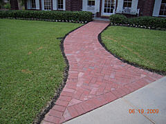 Other Services - Residential Sidewalk Entry