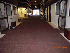 Other Services - Interior Brickwork Walkway